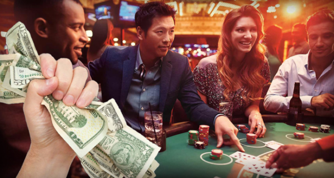 Playing online casino games 2021